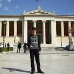 4ος στον προκριματικό διαγωνισμό Νέων στα μαθηματικά ο Διονύσης Αδαμόπουλος