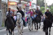 Πλούσιο θέαμα στην 17η Ιππική παρέλαση Ανδραβίδας: Υπέροχα άλογα έκλεψαν τις εντυπώσεις!