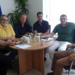 Σύσκεψη Τουριστικού Οργανισμού Πελοποννήσου-Περιφέρειας Δυτικής Ελλάδος