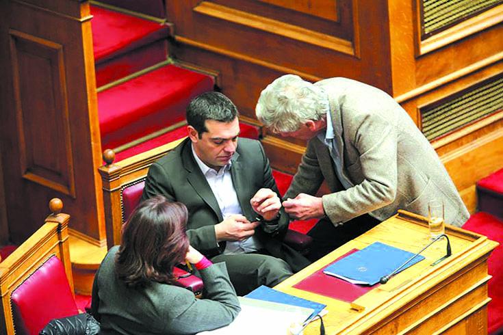 mpalaouras-tsipras-vouli