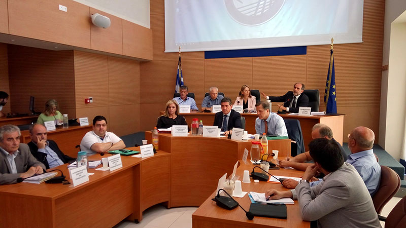 2016.09.28 @ Περιφερειακό Συμβούλιο Δυτικής Ελλάδας