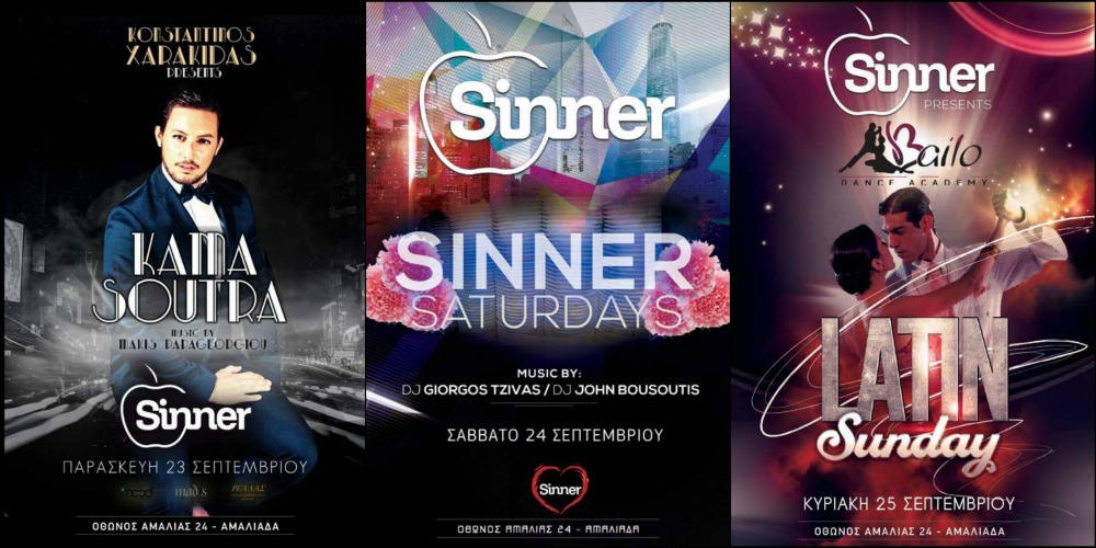 sinner-3events