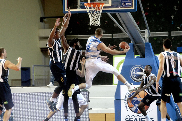 BASKET LEAGUE / ʕ̇ - ʏяɂϓ