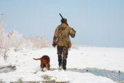 Καθολική απαγόρευση κυνηγιού για μια εβδομάδα
