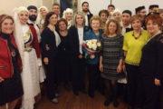 Τιμήθηκε το Λύκειο Ελληνίδων Πύργουαπό το Λύκειο Ελληνίδων Αθηνών ανάμεσα στα τρία αρχαιότερα της χώρας
