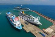 Οριακή αύξηση το 2018 στους επισκέπτες με κρουαζιερόπλοιο - Στην 5η θέση το Κατάκολο