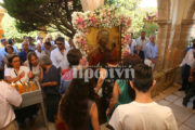 Με λαμπρότητα ο εορτασμός της Παναγίας: Οι Ηλείοι τίμησαν την εορτή της Κοιμήσεως της Θεοτόκου