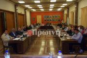 Δημοτικό Συμβούλιο Πύργου: Κατά πλειοψηφία η διατήρηση των δημοτικών τελών