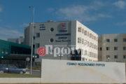 Νοσηλεύτρια του Νοσοκομείου Πύργου στη Μονάδα του ΟΚΑΝΑ