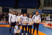 Τιτάν Πύργου: Επιτυχίες στο Πανελλήνιο πρωτάθλημα