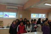 Έπαιξαν, τραγούδησαν και έφτιαξαν γλυκίσματα μαθητές του ΕΠΑΛ Αμαλιάδας στο ΕΕΕΕΚ Πύργου
