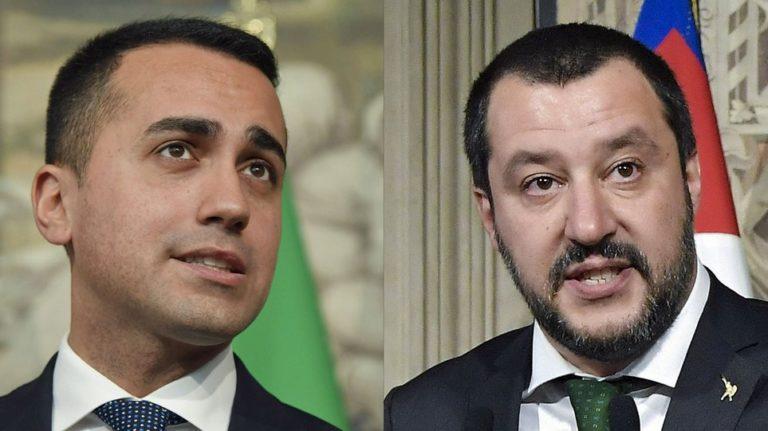 Ιταλία: Ορκίστηκε η νέα κυβέρνηση Λέγκας - Πέντε Αστέρων