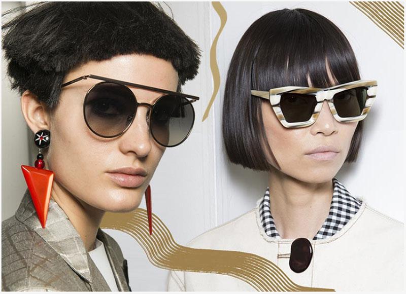 88519400ff Ποια γυαλιά ηλίου θα φορεθούν το Καλοκαίρι 2018!