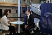 Τσίπρας στο «Euronews»: Δεν θέλω τριπλές εκλογές τον Μάιο -Τι είπε για τις συντάξεις