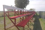 Ανακαίνιση κερκίδων στο γήπεδο Σαβαλίων από συνεργεία του δήμου Ήλιδας