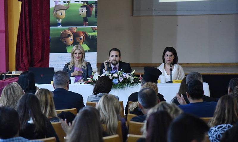 16% το ποσοστό παιδικής σεξουαλικής κακοποίησης στην Ελλάδα!: Πρέπει να δράσουμε άμεσα τόνισε η Έλενα Ράπτη, συντονίστρια καμπάνιας «Ένα στα Πέντε» από τη Ζαχάρω | Εφημερίδα Πρωινή