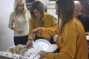 Ο Πολιτιστικός Σύλλογος Περιστερίου έκοψε την πίτα του