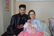 «Ποδαρικό» γένους θηλυκού στην Ηλεία: Γεννήθηκε λίγες ώρες μετά την έλευση του νέου έτους στο Νοσοκομείο Πύργου