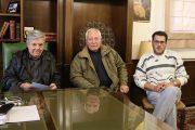 Νέο αίτημα για τον επαναπλημμυρισμό της Μουριάς - Στη νέα ηγεσία του Υπ. Αγροτικής Ανάπτυξης από το Δήμαρχο Πύργου