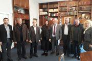 Τη μαθήτρια Χριστίνα Μαρία Προκόπη τίμησε ο Δήμαρχος Ήλιδας για τη διάκριση της σε πανευρωπαϊκό διαγωνισμό έκθεσης για το Ευρωπαϊκό Οικοδόμημα