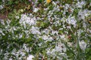 Χαλάζι με το… τσουβάλι χθες στα Λεχαινά!: Ισχυρές καταιγίδες φέρνει η «Υπατία» και στην Ηλεία