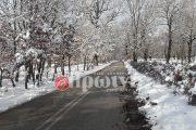Επελαύνει ο «Τηλέμαχος» με χιόνια και πολικές θερμοκρασίες