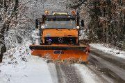 Ορεινή επαρχία Ολυμπίας: Κέρδισαν τη μάχη με το χιόνι δήμοι και περιφέρεια
