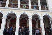 Το 3ο Γυμνάσιο Πύργου στην παράσταση του ΔΗΠΕΘΕ Πάτρας «Τρισεύγενη» του Κ. Παλαμά