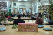 Παπαχριστοπούλειος Βιβλιοθήκη: Ανοιχτές συναντήσεις στη Λέσχη Βιβλίων Αμαλιάδας