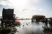 Έκρηξη οργής στην Αγουλινίτσα: Πλημμυρισμένες εκτάσεις, στάβλοι και βοσκοτόπια της πρώην λίμνης