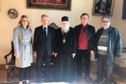 Ξανά στην Ηλεία ο υποψήφιος Περιφερειάρχης Κ. Σπηλιόπουλος: Συναντήσεις με τοπικούς φορείς και Εκκλησία
