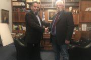 Υποψήφιος με τη δημοτική παράταξη «Ήλιδα-Νέα Μέρα» ο Βασίλης Βασιλακόπουλος