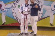 Τάε Κβον Ντο Πύργου «ΠΕΛΟΨ»: Δύο μετάλλια στο Πανελλήνιο Κύπελλο