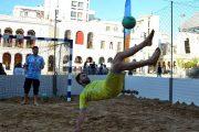 Μεσογειακοί Αγώνες: Οι κληρώσεις Beach Handball και Beach Soccer