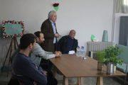 H ομάδα Παραγωγών Αμαλιάδας στον Αραχωβίτη με όλα τα αιτήματα διεκδικήσεων ανά χείρας