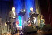 40 χρόνια μουσικές, ποίηση και τραγούδι!: Εξαιρετική συναυλία Ανδριόπουλου με τo Μ. Μητσιά και την Θ. Μπάκα στον Απόλλωνα