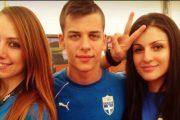 """""""Εφυγε"""" από τη ζωή ο 24χρονος πρωταθλητής του καράτε Γιώργος Κωστούρος"""