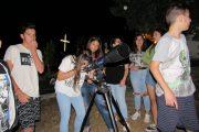 Μαγευτική φεγγαράδα στον Λόφο της Επισκοπής στην Ώλενα από τον Πολιτιστικό Σύλλογο