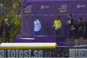 Στίβος/Ευρωπαϊκό πρωτάθλημα Κ23: Ασημένιο μετάλλιο ο Καραλής