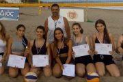Ολυμπιονίκης Αρχ. Ολυμπίας: «Καυτά καρφιά στην άμμο»