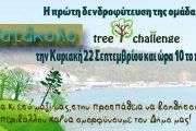 Δενδροφύτευση στο Κατάκολο την Κυριακή 22 Σεπτεμβρίου από την tree challenge & το Νηπιαγωγείο Κατακόλου