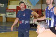 Κ. Παπαδόπουλος: «Ο Κόροιβος θα πρωταγωνιστήσει»-Με Έσπερο Λαμίας στο Κύπελλο