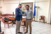 Στον Μπαγινέτα ο Ανδρέας Νικολακόπουλος για τιμή και ποιότητα καλαμποκιού