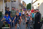 Ποδηλατοδρομία από τον σύλλογο Αιμοδοτών Καράτουλα: Οι νέοι της Ωλένης, ποδηλατούν & μεταδίδουν το μήνυμα του εθελοντισμού