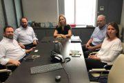 Τουριστική προβολή και πρωτογενής τομέας στις συναντήσεις Ν. Κοροβέση και Θ. Βασιλόπουλου