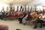 Επαφές με κυβερνητικούς παράγοντες για σοβαρά ζητήματα του Δήμου Ζαχάρως στο τριήμερο συνέδριο Restart mAI City στα Τρίκαλα