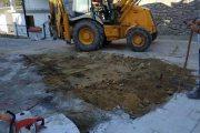 Συνεχίζονται με εντατικούς ρυθμούς τα έργα σε Κρέστενα και Ανδρίτσαινα από τον δήμο