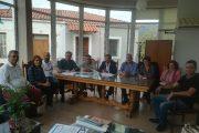 Συνάντηση Συλλόγου Εργαζομένων Δήμων με Δήμαρχο Ζαχάρως: Στο επίκεντρο η μη ιδιωτικοποίηση της υπηρεσίας Καθαριότητας