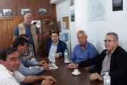 Επίσκεψη αντιπεριφερειάρχη Αγροτικής Ανάπτυξης στον ΤΟΕΒ Επιταλίου: Επί τάπητος τα προβλήματα του Οργανισμού