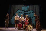 Η αγάπη & το θέατρο ενώνει τους ανθρώπους: Εξαιρετική η θεατρική παράσταση «Hubu Re» στον Πολυχώρο Αμαλιάδας για την κοινωνική ένταξη των ΑμεΑ